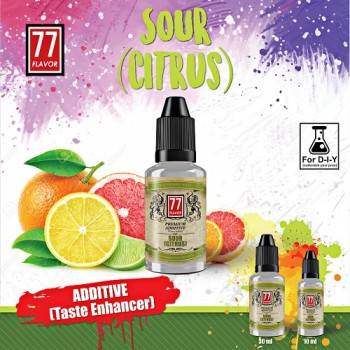 Additif Sour Citrus 77 Flavor | Création Vap