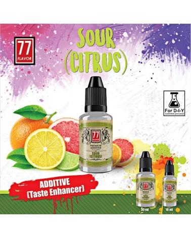 Additif Sour Citrus 77 Flavor | Création Vap