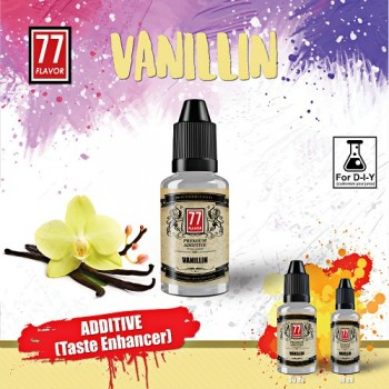 Additif Diy Vanillin 10mL 77 Flavor