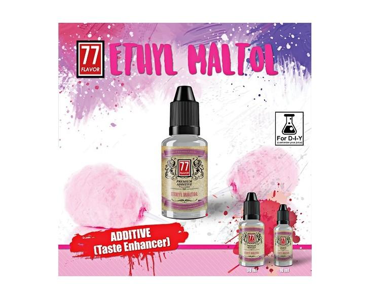 Additif Diy Ethyl Maltol 77 Flavor