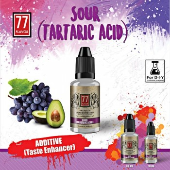 Additif Diy Tartaric Acid 77 Flavor