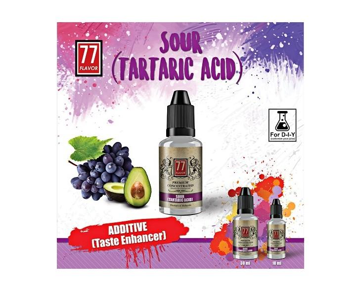 Additif Diy Tartaric Acid 77 Flavor