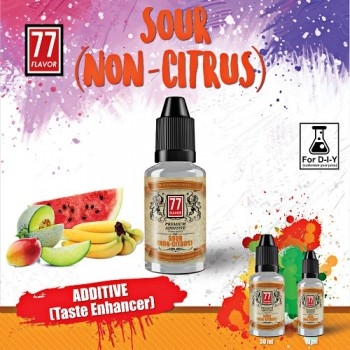 Additif Sour Non Citrus 77 Flavor | Création Vap