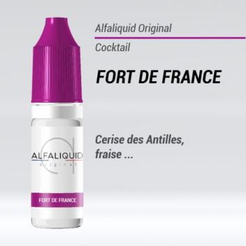 fort de france e-liquide cocktail Alfaliquid