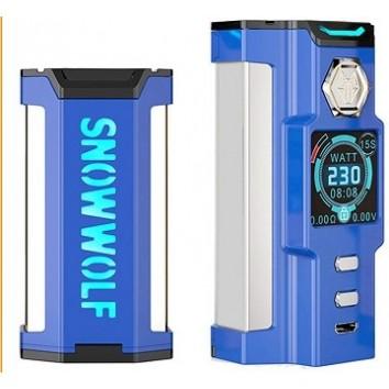 Box V-Feng S Snowwolf bleu