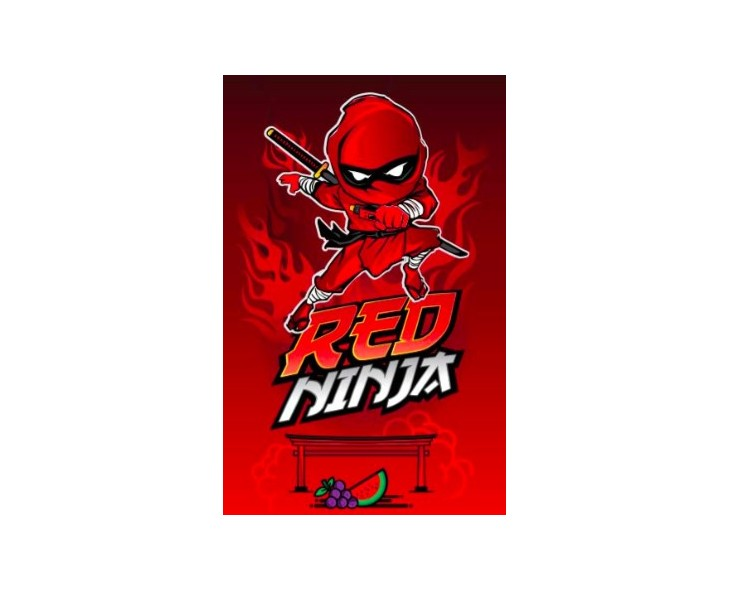 E-liquide Red Ninja | Création Vap