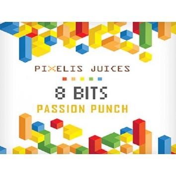 8 Bits Pixelis Juice E-liquide