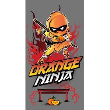 Orange Ninja Remix Juice