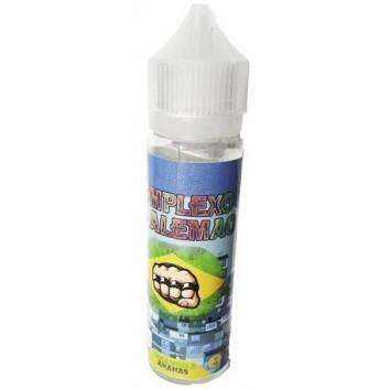 E-liquide-Favela Flavors Complexo do Alemao