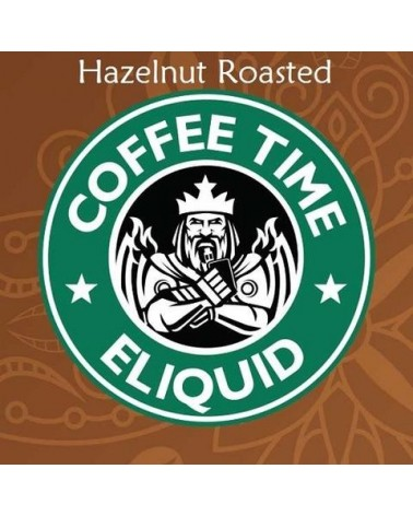 Roasted Hazelnut Coffee Time | Création Vap
