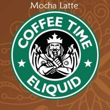 Mocha Latte Coffee Time Remix Juice