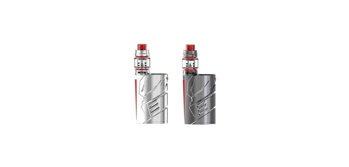 Le kit T-Priv 3 Smoktech et son clearomiseur TFV12 Prince